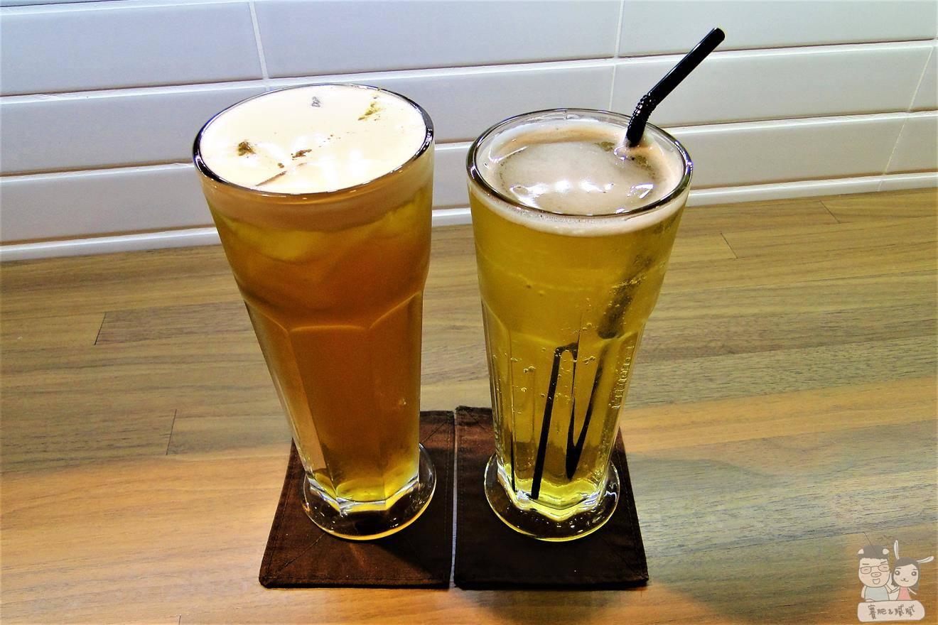 LATTEA 綠蓋茶 · 館